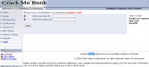 crackMeBank