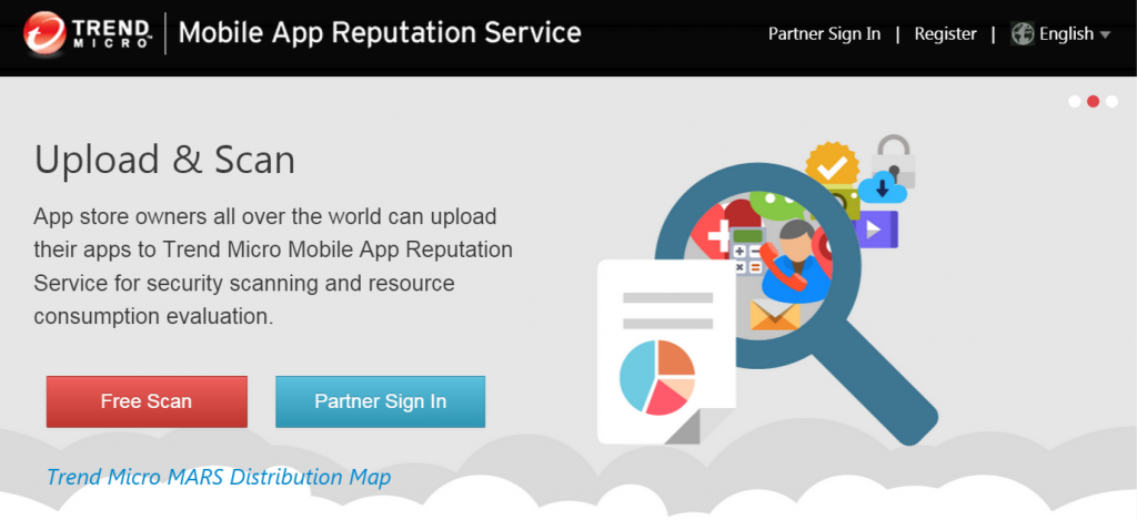 Mobile App Reputation Service