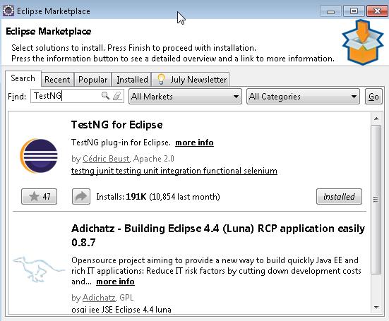 TestNG_Install