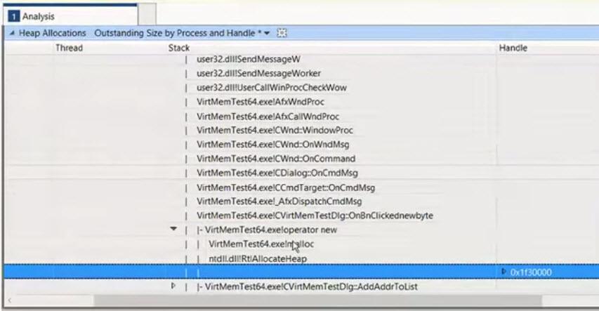 WPA Memory Leak Stacks