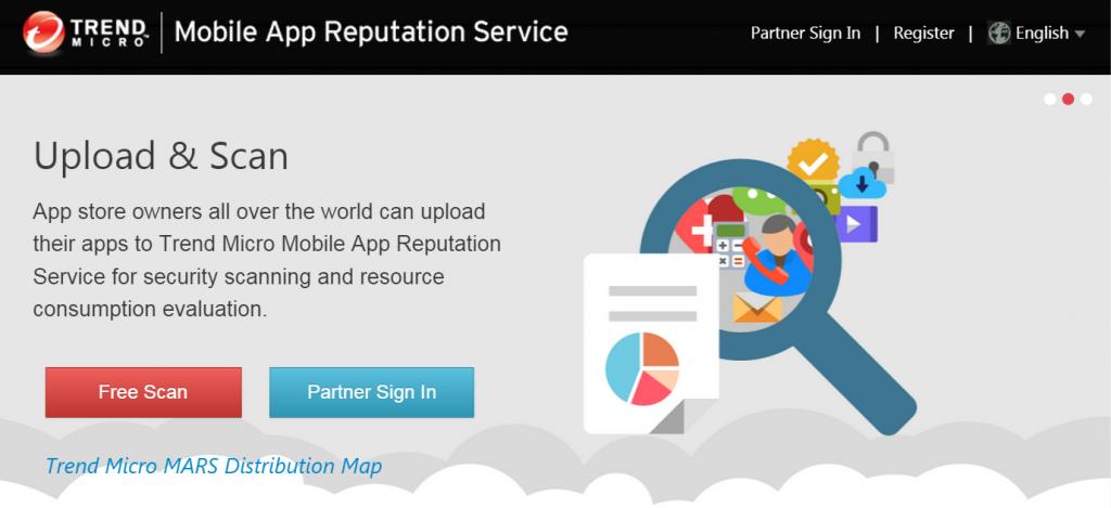 Mobile App Reputation Service